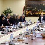 الحكومة الفلسطينية تؤكد أهمية بسط سيادتها الكاملة على غزة