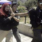 اعتقال فلسطينية بدعوى محاولة تنفيذ عملية طعن في القدس
