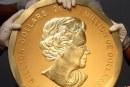 الشرطة الألمانية تواصل البحث عن سارقي عملة ذهبية كبيرة قيمتها 3.8 مليون يورو