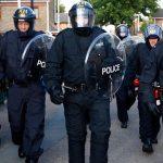 إصابة عشرة أشخاص إثر اقتحام سيارة لمحطة حافلات في غرب ألمانيا