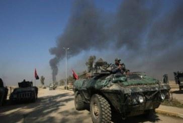 الأمم المتحدة: 400 ألف عراقي محاصرون في غرب الموصل