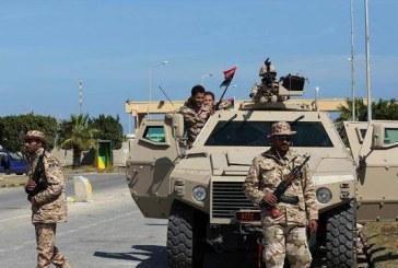 فيديو| غارات جوية للجيش الليبي على مواقع المسلحين في السدة وراس لانوف