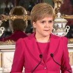 رئيسة وزراء اسكتلندا تدعو إلى الاستفتاء على الاستقلال عن المملكة المتحدة