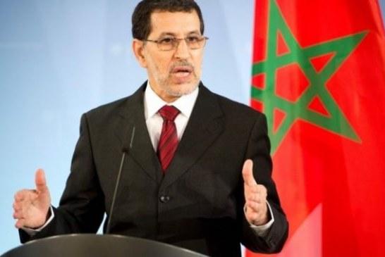العثماني يتفق مع ائتلاف من خمسة أحزاب لتشكيل الحكومة المغربية