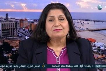 فيديو  ناشطة تكشف أبرز المعوقات أمام المرأة الفلسطينية
