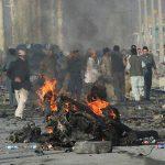 12 قتيلا بانفجارات قرب جنازة في العاصمة الأفغانية