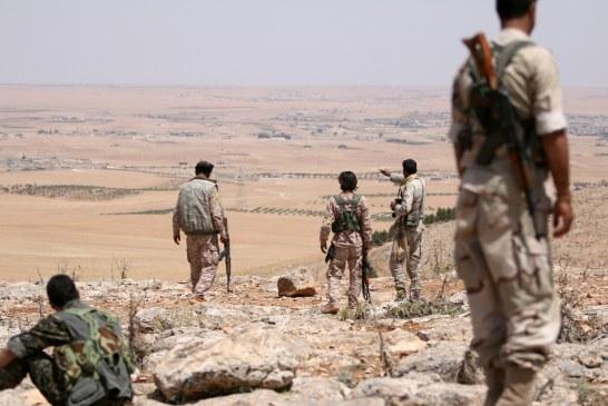 قوات سوريا الديمقراطية تضيق حصار الرقة على «داعش»