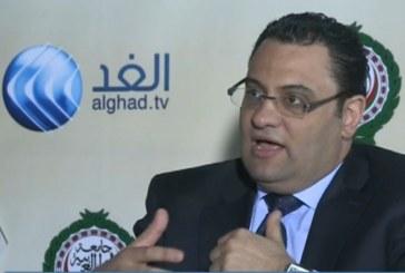 فيديو| عفيفي: جهود كبيرة لإعادة تنشيط دور الجامعة العربية