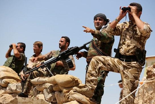 قوات مدعومة أمريكيا تقتحم مطار الطبقة العسكري الخاضع لداعش في سوريا