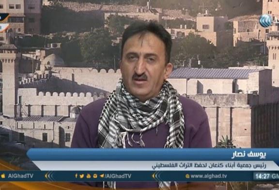 فيديو| خبير يوضح أهمية الحفاظ على التراث الفلسطيني