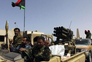 فيديو  انهيار اتفاق وقف إطلاق النار في العاصمة الليبية