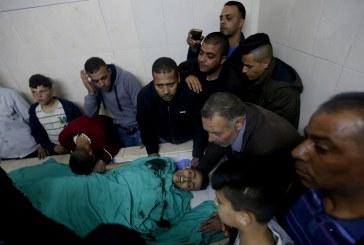 تقرير أممي: شهيدان وعشرات الجرحى على يد قوات الاحتلال خلال أسبوعين