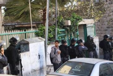 الاحتلال يهدم منزلين في القدس.. ومستوطنون يعتدون على مزارعين شرق قلقيلية