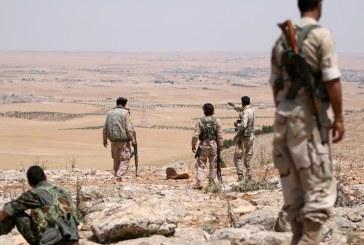 فيديو  بدء خروج الدفعة الأولى لمسلحي حي الوعر في سوريا