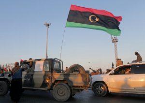 داعشي يسلم نفسه لقوات الأمن الليبية قبل تنفيذ تفجير بمصراتة   قناة الغد