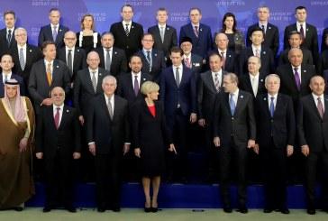 دبلوماسيون من 68 دولة يحضرون اجتماعا مناهضا لـ«داعش» في واشنطن