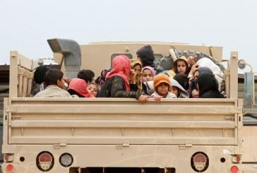 """الأمم المتحدة: """"الأسوأ لم يأت بعد"""" مع حصار 400 ألف في غرب الموصل"""