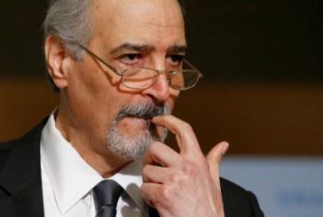 رئيس وفد حكومة سوريا يجعل ملف «الإرهاب» أولوية في محادثات جنيف