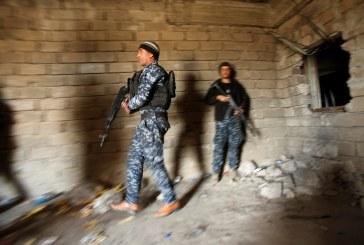 القوات العراقية تكتشف مصنعا للمتفجرات قرب الموصل