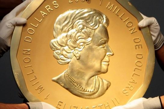 سرقة عملة ذهبية وزنها 100 كيلوجرام من متحف ألماني