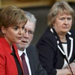 صور  النواب الأسكتلنديون يصوتون على الاستفتاء على الاستقلال