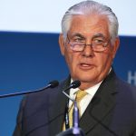 تيلرسون: أمريكا تدرس إعادة بيونجيانج إلى قائمة الدول الراعية للإرهاب