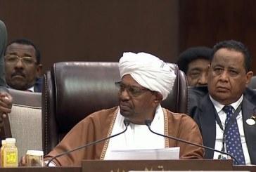 فيديو  البشير: يجب ألا نسمح بالتراجع عن حل الدولتين