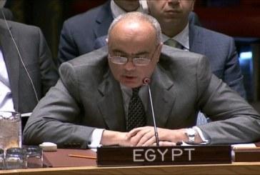 مصر تمتنع عن التصويت على قرار بشأن حقوق الإنسان في سوريا