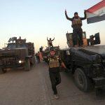 فيديو| جهاز مكافحة الإرهاب يسيطر على وادي حجر غرب الموصل