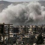 مقتل 3 وإصابة 7 بقذيفة صاروخية على سوق في دمشق
