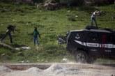 الاحتلال يعتقل 5 فلسطينيين ويصيب آخرين خلال مواجهات في الضفة الغربية