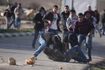 فيديو| إصابة 8 فلسطينيين بالرصاص المطاطي في بلدة كفر قدوم