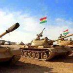 قوات البشمركة الكردية تقطع الطرق الرئيسية بين كردستان العراق والموصل