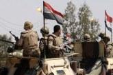 الجيش المصري يعلن استمرار العملية العسكرية ضد الإرهابيين في ليبيا