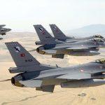 تركيا تعلن قصف مقاتلاتها أهدافا في عفرين بسوريا