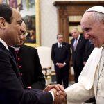 حركة الدفاع عن الأزهر والكنيسة تعلن عن حفل تاريخي لاستقبال بابا الفاتيكان بمصر