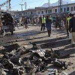 ستة قتلى في هجوم انتحاري في بعقوبة شمال شرق بغداد