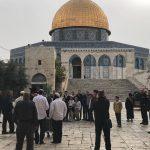 ادعيس: القدس تعيش المرحلة الأخطر منذ الاحتلال عام 1967