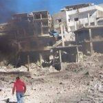 20 قتيلا بقذائف للمعارضة وقصف لقوات الحكومة السورية