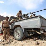 قوات الشرعية اليمنية تسيطر على معسكر استراتيجي قرب باب المندب