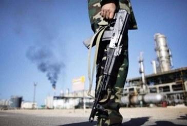 مسلحون يغلقون خط أنابيب الغاز الواصل إلى محطة كهرباء على ساحل ليبيا