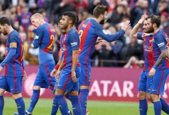 عودة بيكي وماسكيرانو وفيدال لبرشلونة قبل نهائي كأس ملك إسبانيا