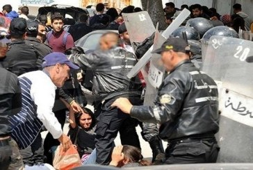 تظاهر مئات الطلاب في «يوم غضب» ضد عنف الشرطة في تونس