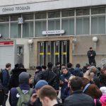 روسيا تبحث عن شخصين يشتبه بضلوعهما في تفجير سان بطرسبرغ