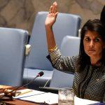 أمريكا تدعو مجلس حقوق الإنسان لإنهاء «تحيزه المزمن ضد إسرائيل»