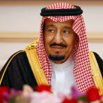 زعيمة هونج كونج ومسؤولون بالبورصة يجتمعون مع ملك السعودية