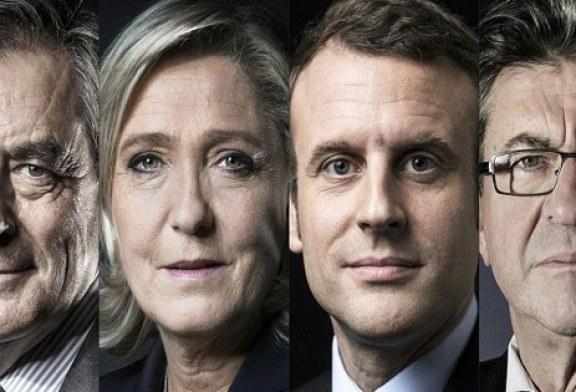 «ماكرون ولوبن» الأوفر حظاً في الدورة الأولى .. وأوروبا تخشى«زلزالا سياسيا» في فرنسا