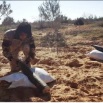 «داعش» يتبني قصف مستوطنة أشكول بصاروخ جراد