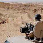 الجيش المصري: القضاء على 3 تكفيريين واستهداف 68 هدفا إرهابيا بسيناء