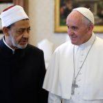 شيخ الأزهر: زيارة البابا فرنسيس إلى العراق تاريخية وشجاعة